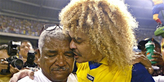 Jaricho Valderrama, el papá del 'Pibe', un ejemplo de amor y entrega