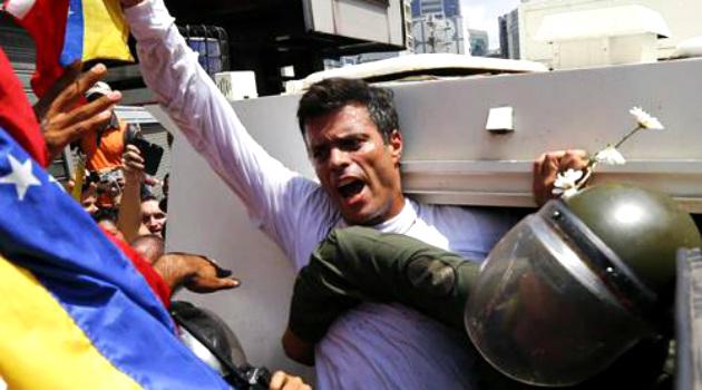 El emotivo mensaje de Leopoldo López a los militares venezolanos