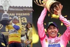 Emotivo homenaje a ciclistas colombianos, ¡llorarás de emoción!