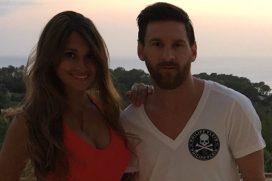 Lionel Messi y Antonella Roccuzzo despidieron a la organizadora de su boda, ¡increíble la razón!