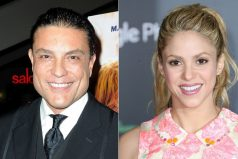 Osvaldo Ríos publicó romántico video con Shakira, ¡quedé con la boca abierta!