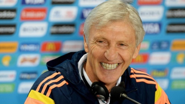 ¡Gracias Pékerman por ser el padre de la Selección Colombia!