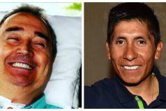 Esto tiene en común el hijo del 'profe' Montoya y Nairo Quintana. ¡Orgullo colombiano!