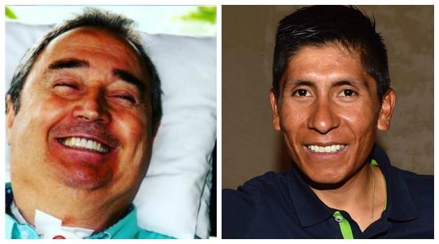 Esto tiene en común el hijo del 'profe' Montoya y Nairo Quintana