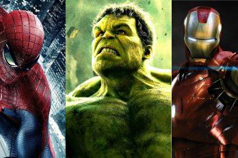 Siempre incógnito, pero es el más importante personaje de Marvel