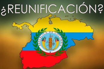 ¿Te lo imaginas? Así sería la Gran Colombia si hoy se unieran Colombia, Venezuela, Ecuador y Panamá