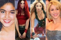 Shakira cambia de 'look' ¿quiere volver a su juventud?