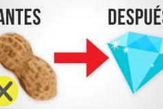 ¿Te imaginas hacer diamantes con mantequilla de maní? Este y otros descubrimientos científicos que no creerás