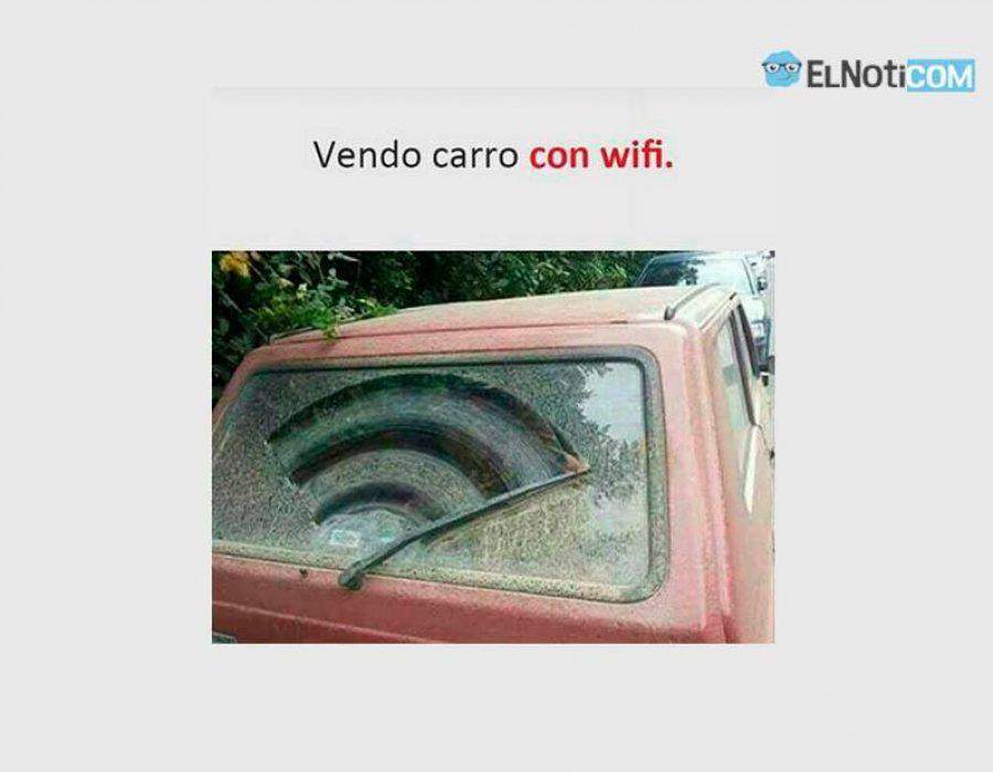 Vendo carro con Wifi