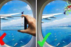 El protocolo no escrito para comportarte durante un viaje en avión… ¡Todo por tu reputación y tu seguridad!