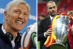 Los 8 entrenadores de fútbol más admirados del momento, ¡grande Pékerman!