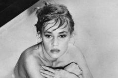 Adiós a Jeanne Moreau, la actriz francesa con la que todos los grandes directores querían trabajar