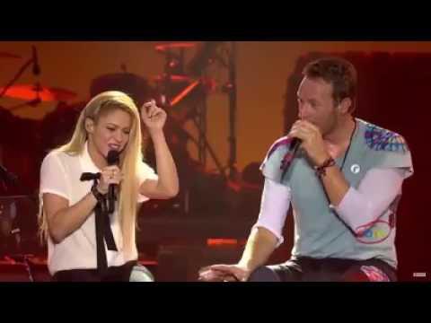 Chris-Martin-ft-Shakira-Chantaje