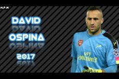 ¡Qué gran arquero! David Ospina completó tres temporadas en la dura Premier League. ¿Seguirá en el Arsenal?