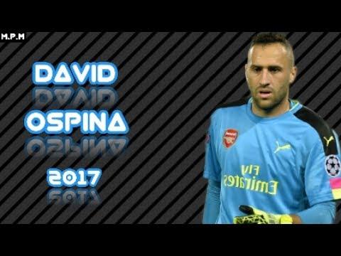 David-Ospina-Mejores-Atajadas-2017-•-Arsenal-F.C