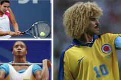 Los 8 deportistas colombianos más famosos de la historia