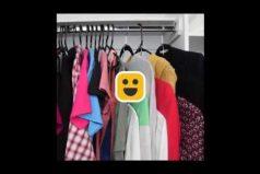 ¡Más de 335 millones de visualizaciones! El video más visto en Facebook… ¡Es de cómo doblar y colgar la ropa!
