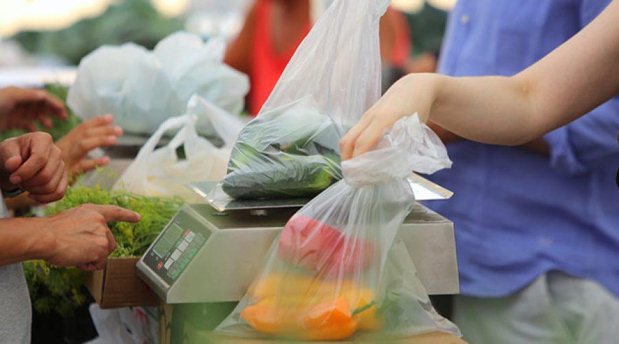 Crean bolsas de yuca para no dañar el medio ambiente y son alimento para los peces
