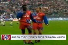 Un colombiano ya fue campeón con el Bayern Múnich… ¡Revive los goles de Adolfo 'El Tren' Valencia en el club alemán!