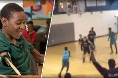 Jamarion Styles, el rey del baloncesto que inspira a todo el mundo