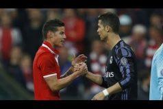 Con este emotivo video la afición madridista se despidió de James Rodríguez. ¡Qué grandes momentos!