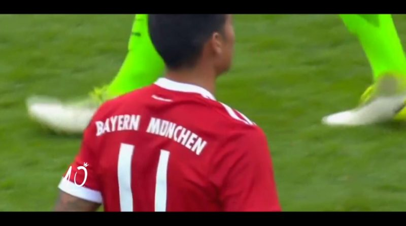 James-Rodriguez-vs-Werder-Bremen-DEBUT-HD-720p-15072017-by-JamesR10