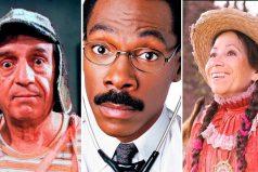 Los 8 actores más divertidos del mundo, ¿los recuerdas?
