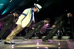 ¿Recuerdas 'Smooth Criminal' de Michael Jackson? Cuando hacía el paso 'antigravedad' era la locura