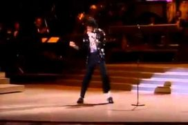 ¿Recuerdas el 'Moonwalk', el paso que inmortalizó a Michael Jackson? Esta fue la primera vez que lo hizo en vivo… ¡en 1983!