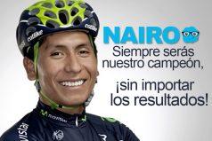 El mensaje que puede hacer que Nairo gane el Tour de Francia. ¡Exclusivo!