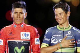 Los colombianos que son orgullo nacional, ¡Tour de Francia allá vamos!