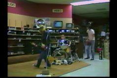 ¡Inédito! Un video de 1988 muestra a Kurt Cobain canta con su banda Ted Ed Fred… ¡Luego alcanzarían la fama como Nirvana!
