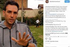 """Sebastián Martínez creó campaña contra el reguetón: 'no más pornografía auditiva"""""""