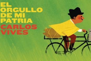 Carlos Vives le rinde nuevo homenaje a los ciclistas colombianos