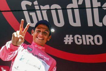 Esteban Chaves, un ejemplo para la juventud colombiana