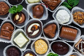 ¡Qué delicia! Los chocolates más ricos del mundo