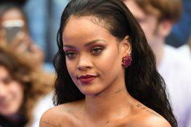Critican a la cantante Rihanna por su sobrepeso