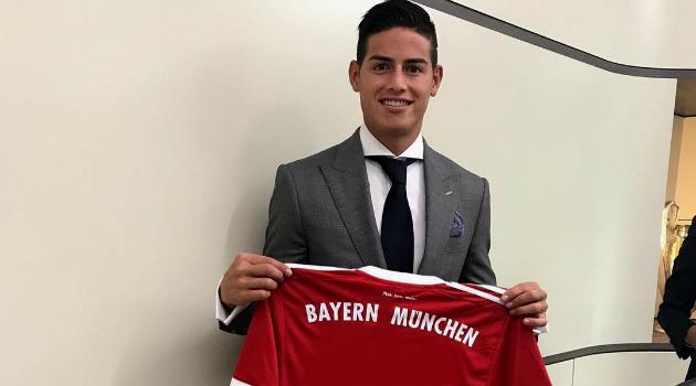 James Rodríguez está de cumpleaños y confirman que jugará con este número en el Bayer