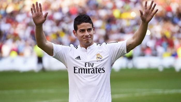 James Rodríguez se despide del Real Madrid con emotivo mensaje. ¡Empieza una nueva etapa!
