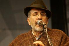 El 'padre' de la carranga Jorge Velosa continúa hospitalizado. ¡Fuerza maestro!