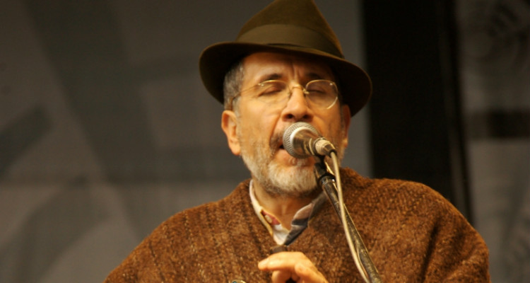 Jorge Velosa continúa hospitalizado. ¡Fuerza maestro!
