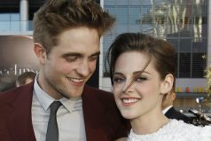 OMG! Kristen Stewart y Robert Pattinson volvieron a verse