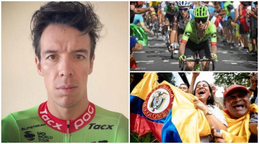 Rigoberto Urán llena de orgullo a Colombia, ¡un logro para celebrar!