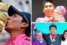 Nairo Quintana, un campeón de la vida: un homenaje que sorprende