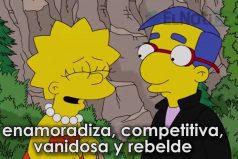 ¿Recuerdas a Lisa Simpson? El merecido homenaje que estábamos esperando