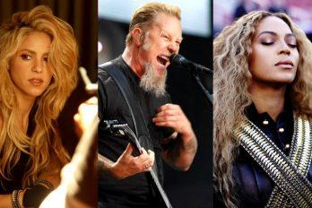 7 cantantes que han recibido un Récord Guinness ¡Te sorprenderán los retos superados!