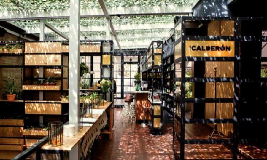 Nace Calderón, una propuesta gastronómica con productos locales al centro de mesa