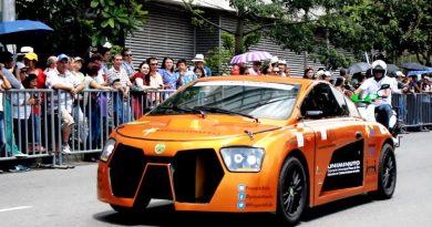 Eolo, el primer carro eléctrico hecho en Colombia ¡Está casi listo!