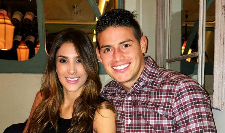 James no abandona a Daniela Ospina ¡Nos encanta esta noticia!