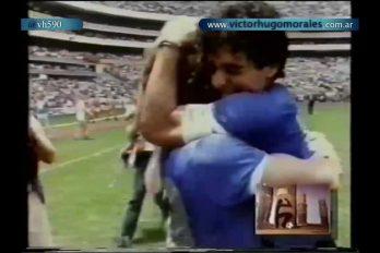 Los goles que inmortalizaron a Maradona en la historia del fútbol ¡El segundo le valió el título de 'El Gol del Siglo'!